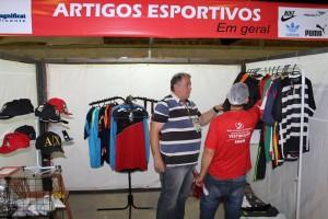 feira artigos esportivos