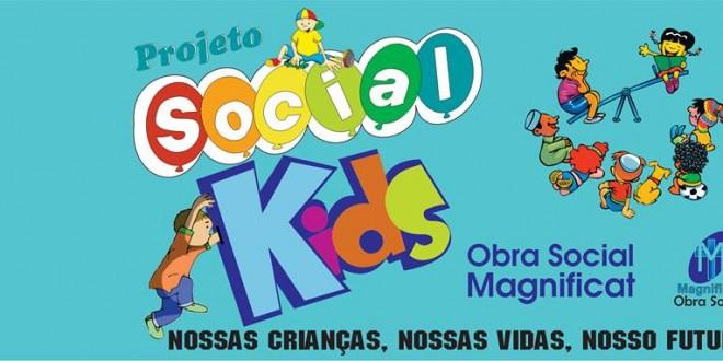 Social kids banner